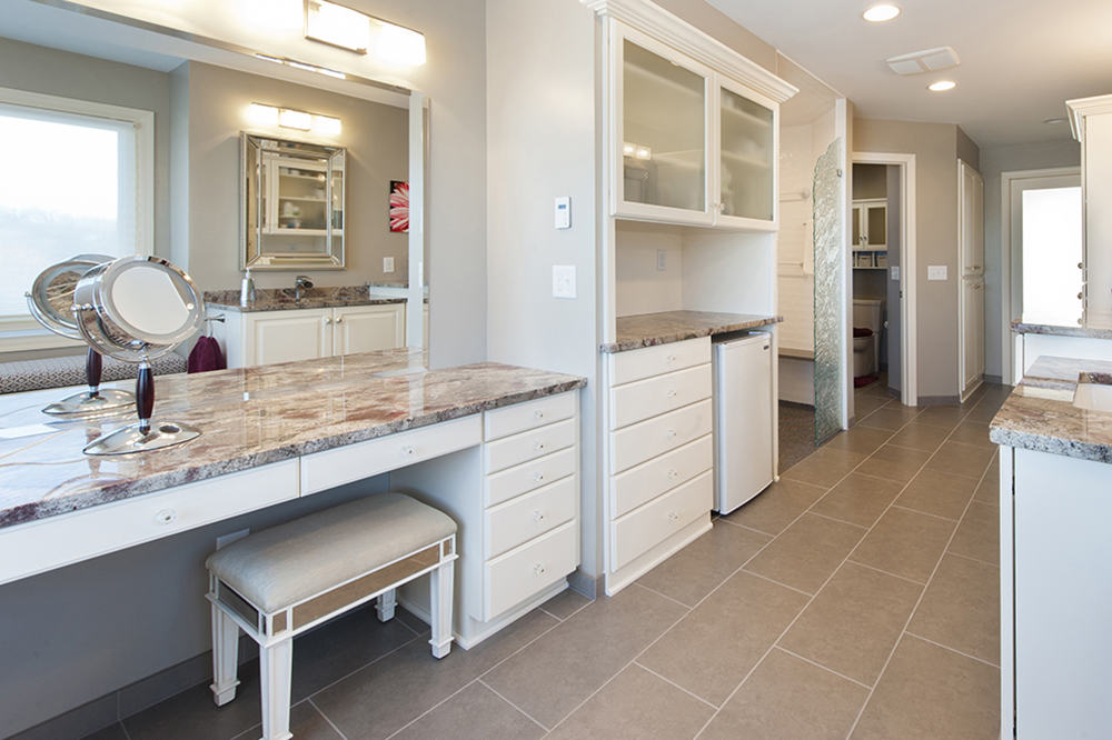Learn more about the bathroom remodeling projects we've done