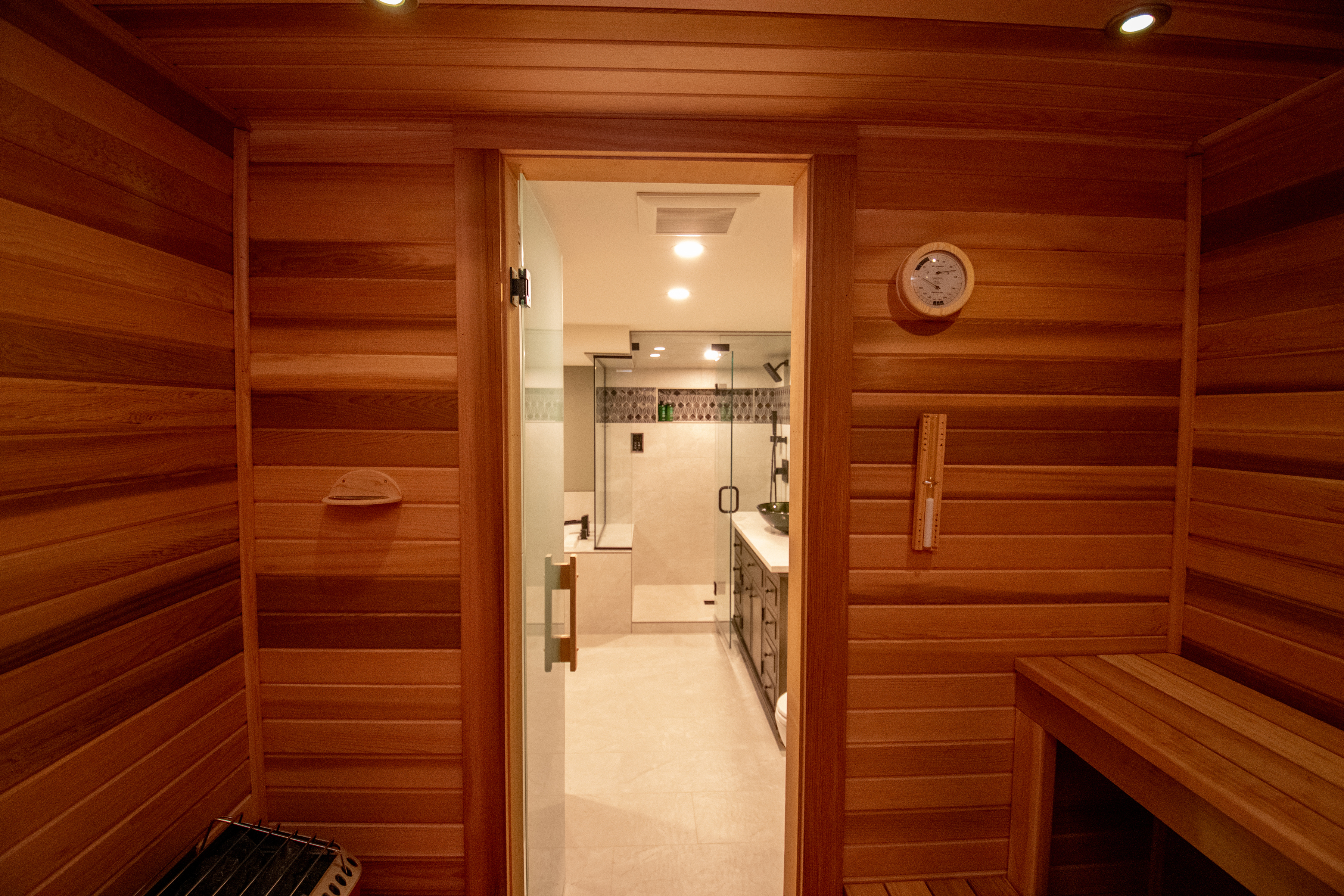 Sauna and Steam 7