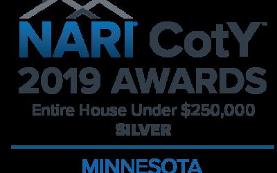 2019 NARI CotY Minnesota – Entire House