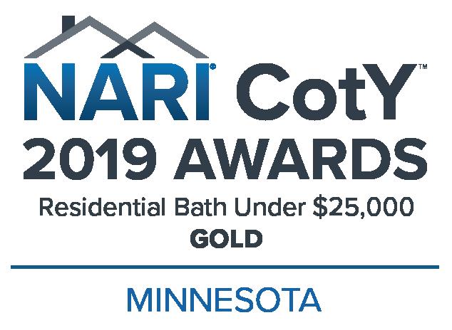 2019 NARI CotY Minnesota – Residential Bath