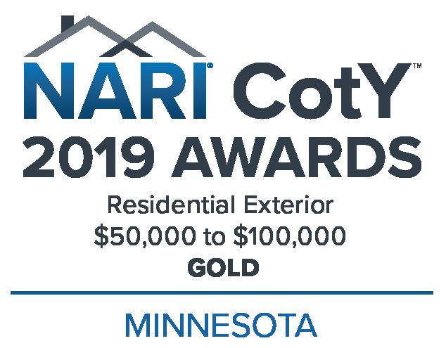 2019 NARI CotY Minnesota – Residential Exterior