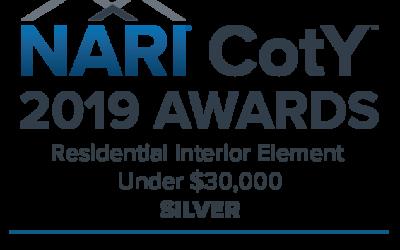2019 NARI CotY Minnesota – Residential Interior Element