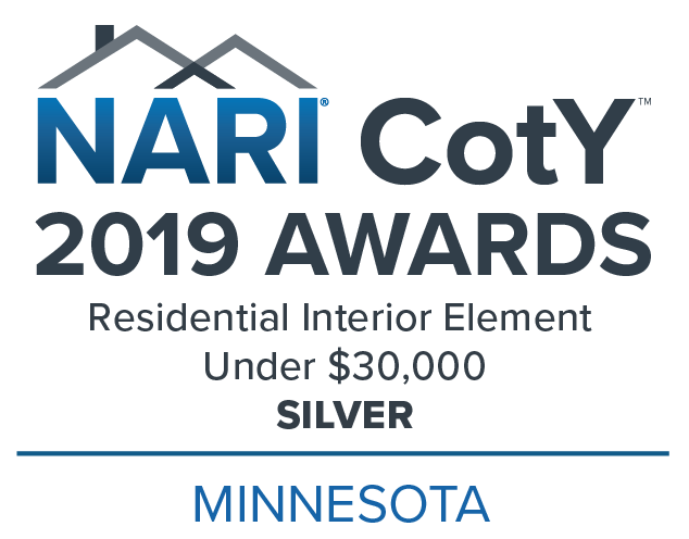 2019 NARI CotY Minnesota – Residential Interior Element